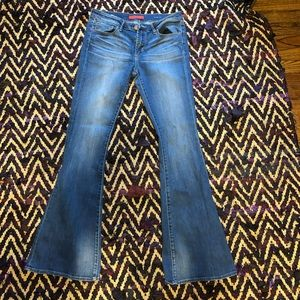 Articles of Soceity Flare Jeans